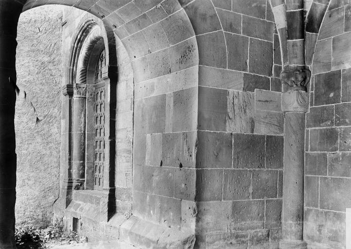 Eglise Notre-Dame Fenêtre, Durand, Georges (photographe à Amiens),