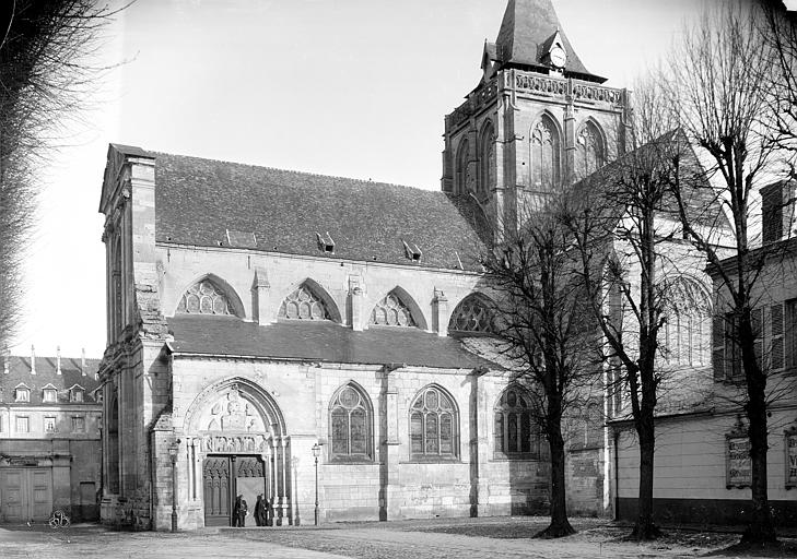Eglise Saint-Taurin Ensemble sud-ouest, Mieusement, Médéric (photographe),