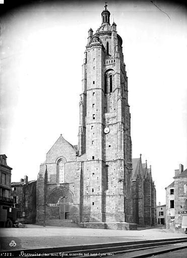 Eglise Ensemble sud-ouest, Mieusement, Médéric (photographe),