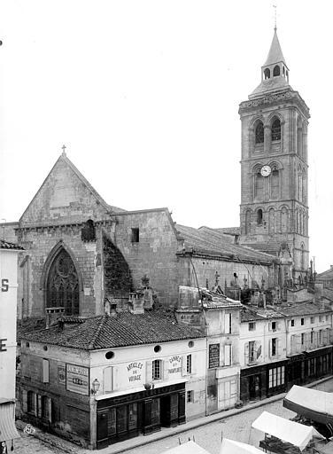 Eglise Saint-Léger Ensemble sud-ouest, Mieusement, Médéric (photographe),