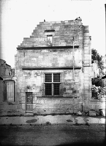 Hôtel dit de Princerie Fenêtres, Service photographique,