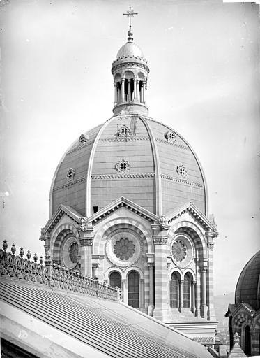 Cathédrale Sainte-Marie-Majeure Grande coupole, Mieusement, Médéric (photographe),