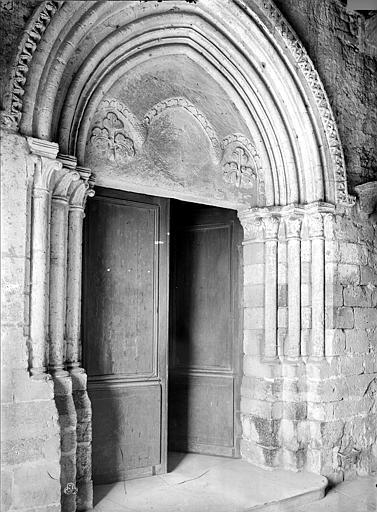 Eglise Saint-Gervais Portail, Durand, Jean-Eugène (photographe),