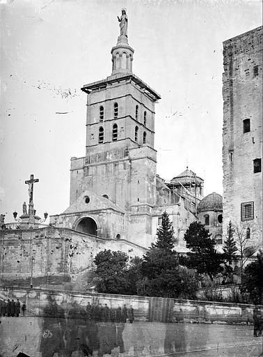 Cathédrale Notre-Dame-des-Dons Ensemble ouest, ,