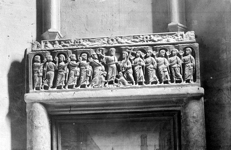 Cathédrale Saint-Sauveur , Mieusement, Médéric (photographe),
