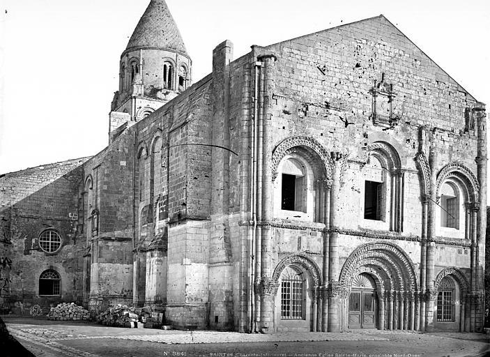 Eglise Sainte-Marie-aux-Dames (ancienne) Ensemble nord-ouest, Mieusement, Médéric (photographe),