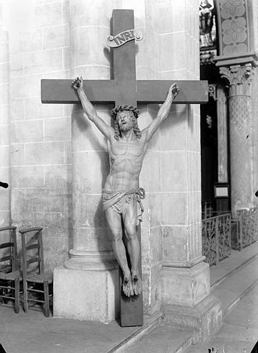 Cathédrale Saint-Vincent (ancienne) , Heuzé, Henri (photographe),