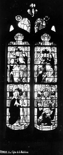 Eglise Vitrail, Robert, Paul (photographe),