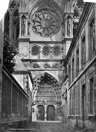 Cathédrale Notre-Dame Façade nord : Transept, Mieusement, Médéric (photographe),