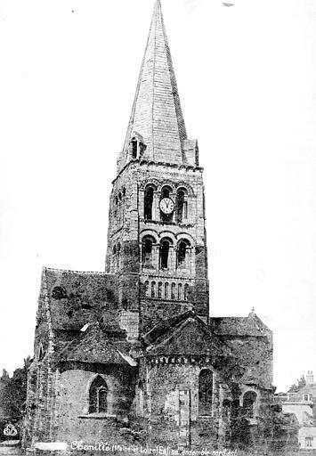 Eglise Notre-Dame Ensemble est, Mieusement, Médéric (photographe),