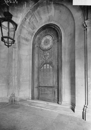 Abbaye aux Hommes (ancienne) Porte, Service photographique,