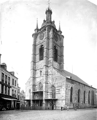 Eglise Saint-Nicolas Ensemble sud-ouest, Robert, Paul (photographe),