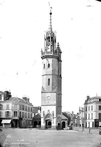 Tour de l'Horloge Vue d'ensemble, Mieusement, Médéric (photographe),