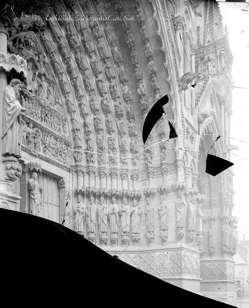 Cathédrale Notre-Dame Portail ouest, Mieusement, Médéric (photographe),