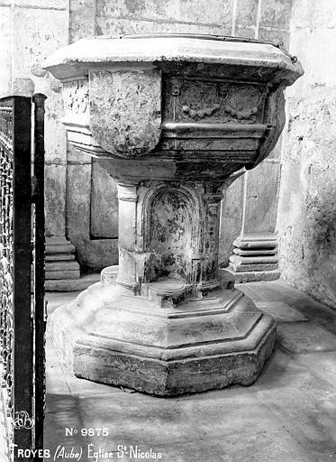 Eglise Saint-Nicolas , Robert, Paul (photographe),