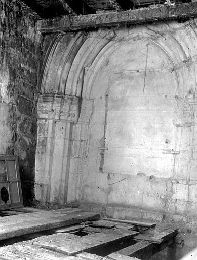 Eglise Saint-Martin Intérieur, Chaine, Henri (architecte),