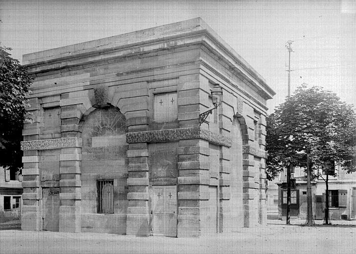 Réservoir Vue d'ensemble, Durand, Jean-Eugène (photographe),