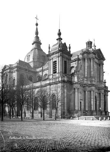 Cathédrale Saint-Louis Ensemble nord-est, Mieusement, Médéric (photographe),