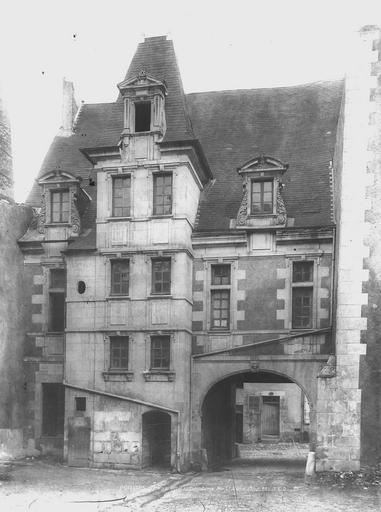 Eglise Notre-Dame-la-Grande Ensemble nord-ouest, Durand, Eugène (photographe),