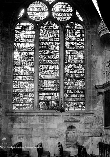 Eglise Saint-Nicolas Grisaille, Robert, Paul (photographe),