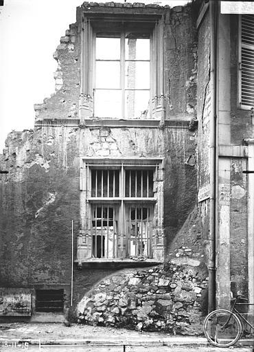 Maison Croisées, Verneau, G.,