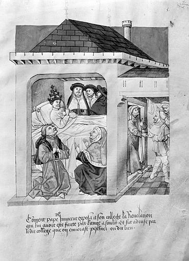 Hôpital général , Gossin (photographe), Bourgogne ; 21 ; Dijon ; Hôpital général