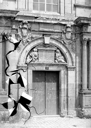 Couvent des Minimes Portail de la façade ouest, Mieusement, Médéric (photographe),