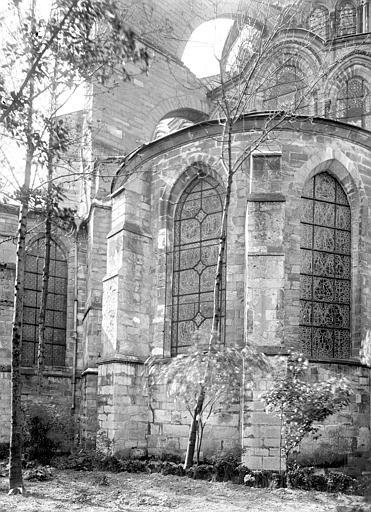 Eglise Saint-Remi Chapelle absidiale, Durand, Jean-Eugène (photographe),