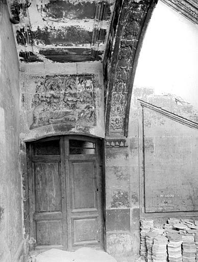 Hôtel Colbert (ancien) Palier de l'escalier, Durand, Eugène (photographe),