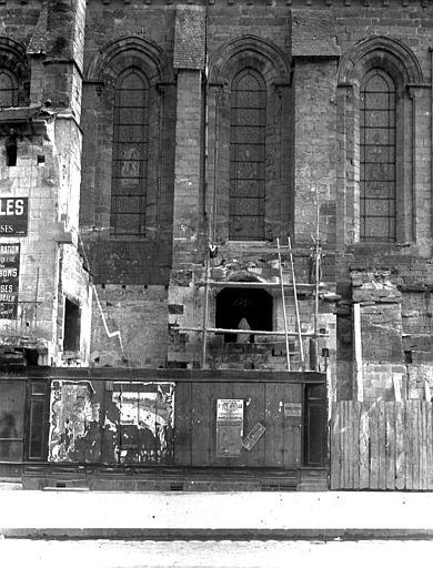 Eglise Saint-Martin Partie latérale, Chaine, Henri (architecte),