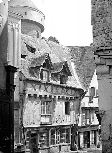 Maison Vue d'ensemble, Mieusement, Médéric (photographe),