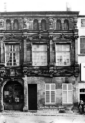 Maison Façade, ensemble, Mieusement, Médéric (photographe),