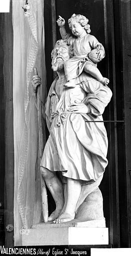 Eglise Saint-Jacques , Robert, Paul (photographe),