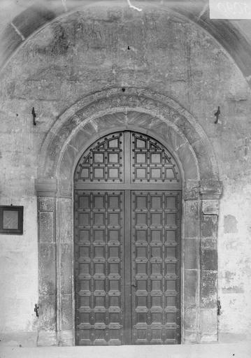 Eglise Notre-Dame Portail, Durand, Georges (photographe à Amiens),