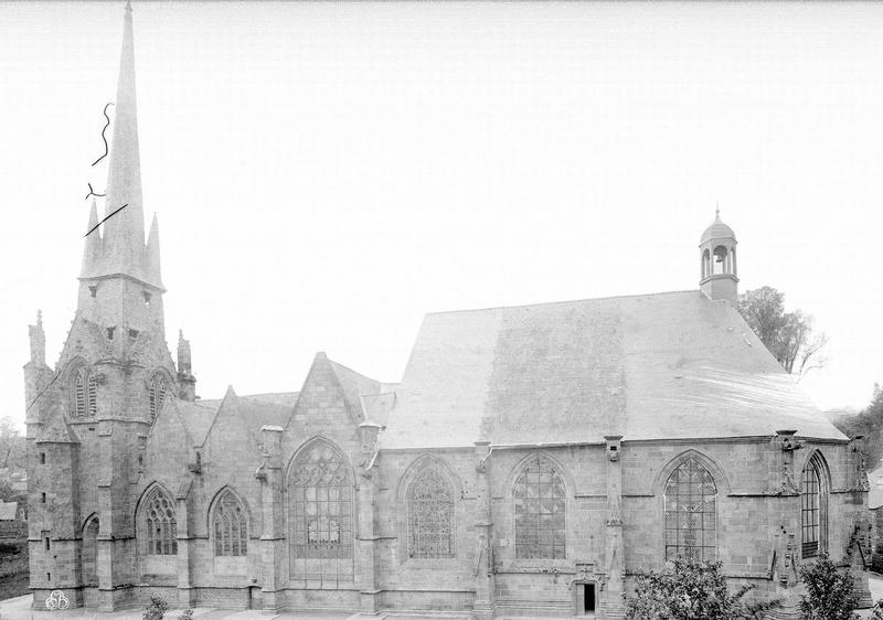 Eglise Saint-Antoine Ensemble sud, Durand, Jean-Eugène (photographe),