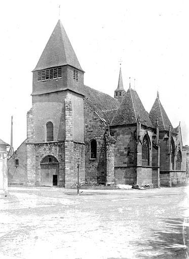 Eglise Saint-Etienne , Neurdein Frères (photographes),