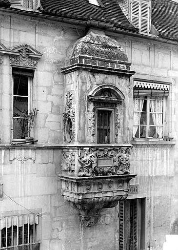 Hôtel Le Compasseur Echauguette, Delaunay (photographe),