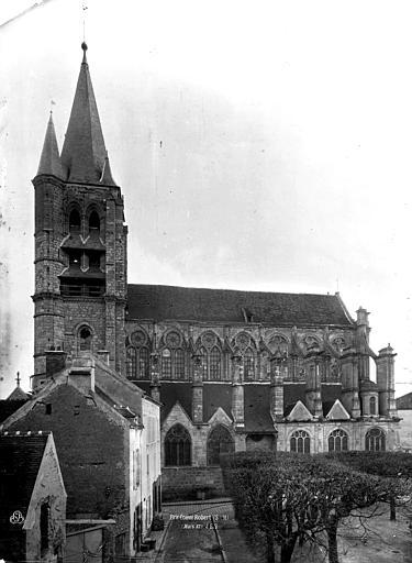 Eglise Saint-Etienne Ensemble sud, Durand, Eugène (photographe),