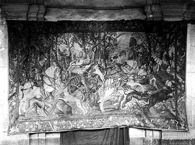 Abbaye Saint-Remi (ancienne) ou ancien Hôtel-Dieu , Robert, Paul (photographe),