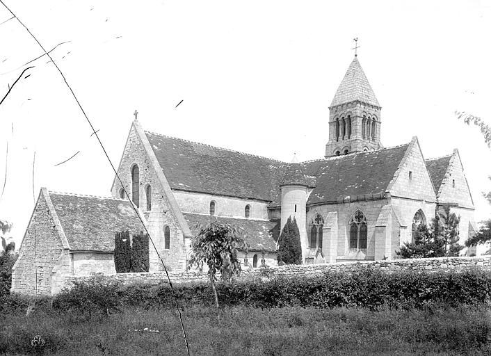 Eglise Saint-Gervais Ensemble sud, Durand, Jean-Eugène (photographe),