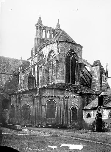 Eglise Saint-Jean de Montierneuf Ensemble est, Mieusement, Médéric (photographe),