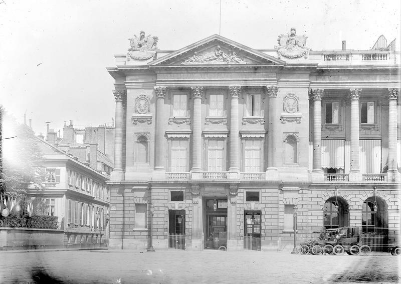 Hôtel Coislin , Durand, Eugène (photographe),