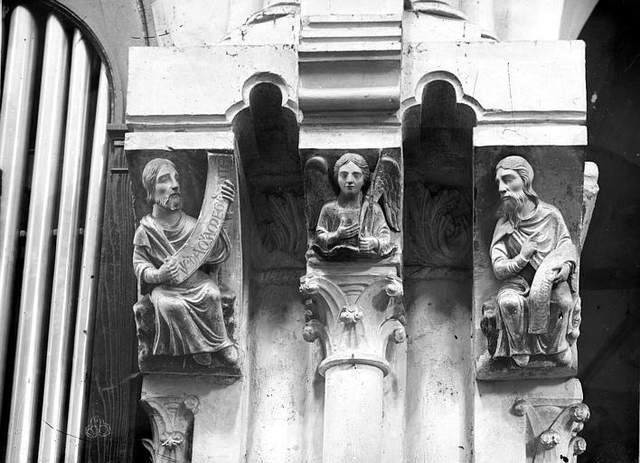 Eglise Saint-Remi , Mieusement, Médéric (photographe), 75 ; Paris 16 ; Palais de Chaillot (Trocadéro) ; Musée de Sculpture comparée, musée des Monuments français