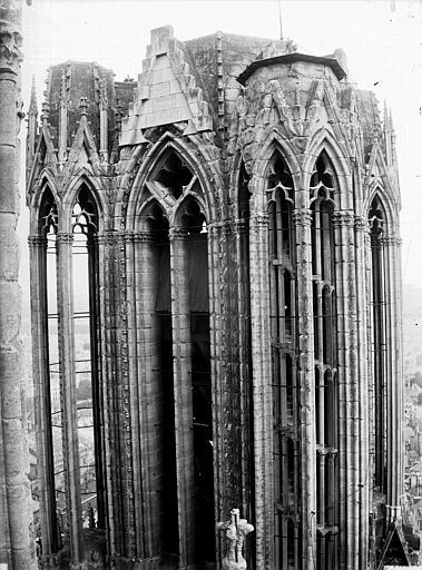 Cathédrale Notre-Dame Sommet de la tour nord, Lajoie, Abel,