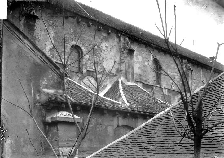 Eglise Saint-Pierre-de-Montmartre Partie latérale, Enlart, Camille (historien),