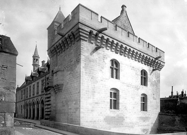 Hôtel de Ville , Durand, Eugène (photographe),