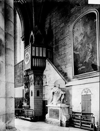 Cathédrale Saint-Pierre , Enlart, Camille (historien),