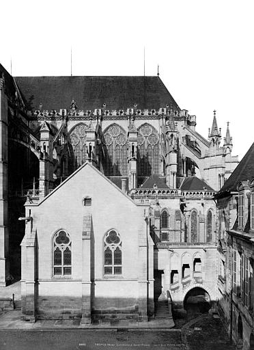 Cathédrale Saint-Pierre Abside, côté sud, Durand, Eugène (photographe),