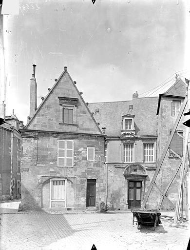 Maison Vue d'ensemble, Gossin (photographe),