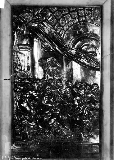 Eglise Saint-Etienne , Robert, Paul (photographe),